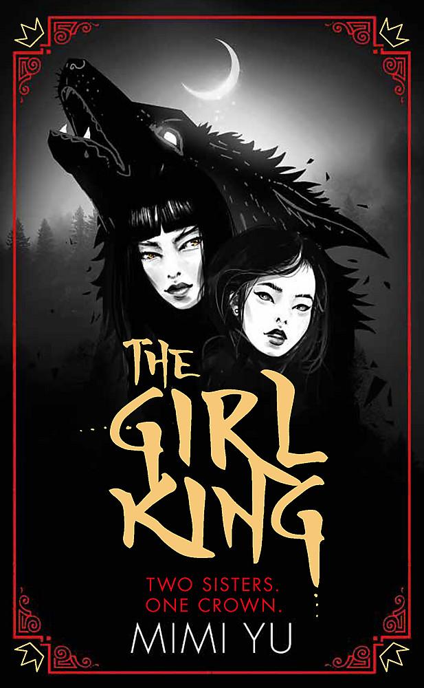The Girl King by Mimi Yu Fantasy Fiction