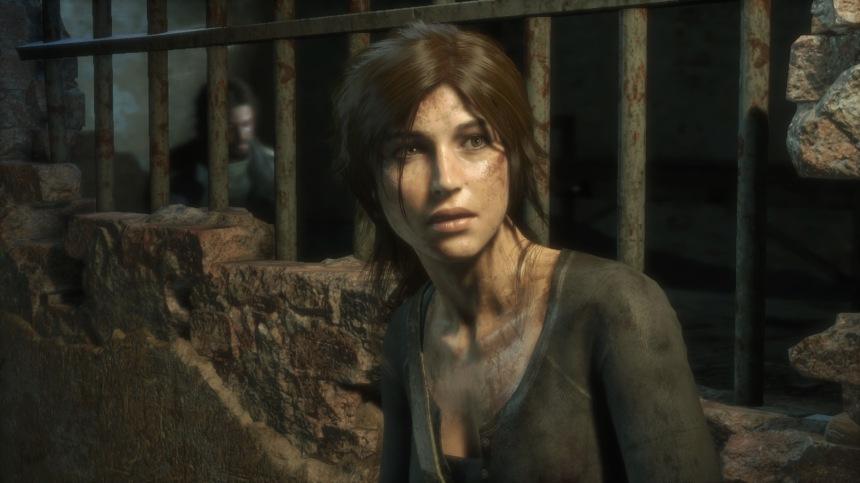 lara croft tomb raider reboot 2013